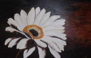Blume Gemälde